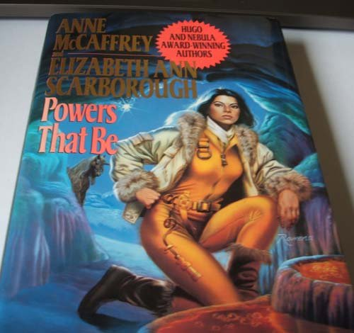 Powers That Be: Anne McCaffrey