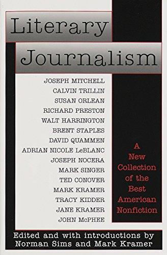9780345382221: Literary Journalism