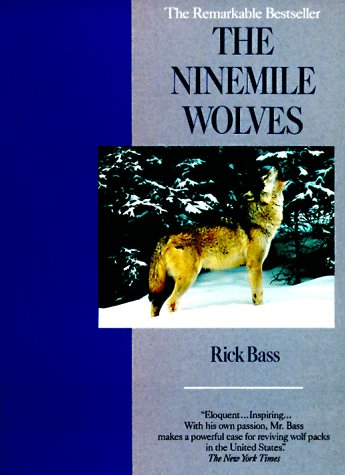 9780345382511: The Ninemile Wolves