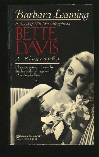 9780345382726: Bette Davis: A Biography