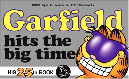 Garfield Hits the Big Time (Garfield (Numbered Paperback)): Davis, Jim
