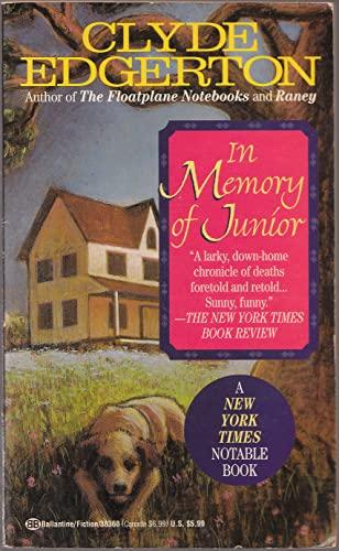 In Memory of Junior: Edgerton, Clyde