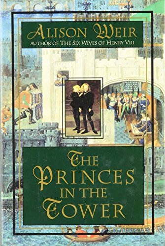 9780345383723: Princes in the Tower