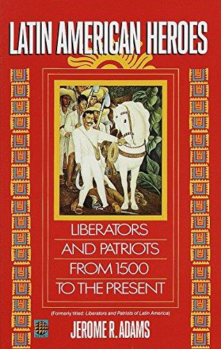 Latin American Heroes: Jerome Adams