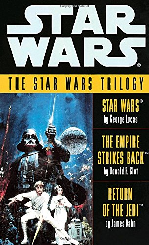 9780345384386: The Star Wars Trilogy: Star Wars, the Empire Strikes Back, Return of the Jedi