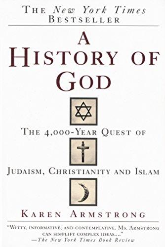 9780345384560: History of God -a-