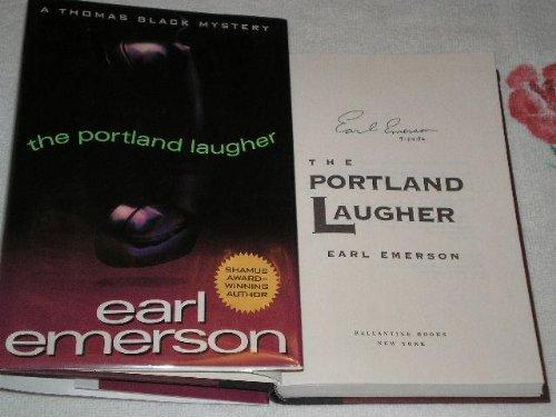 9780345384850: The Portland Laugher (a Thomas Black mystery)