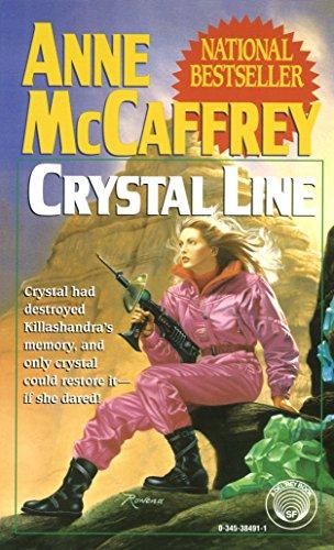 9780345384911: Crystal Line (Crystal Singer Trilogy)