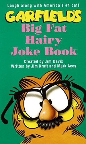 Garfield Big Fat Hairy Joke Book: Davis, Jim