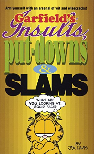 Garfield's Insults, Put-Downs, and Slams: Davis, Jim