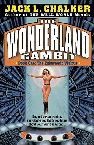 9780345386908: The Cybernetic Walrus (The Wonderland Gambit, Book 1)