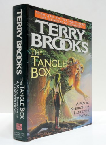 "The Tangle Box "" Signed "": Brooks, Terry"