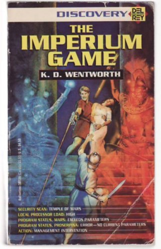 9780345387295: The Imperium Game (Del Rey Discoveries)