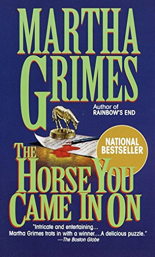 The Horse You Came In On: Grimes, Martha