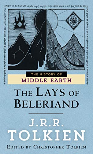 9780345388186: The Lays of Beleriand (The History of Middle-Earth, Vol. 3)