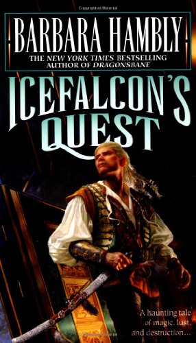 9780345388247: Icefalcon's Quest (Darwath, No. 5)
