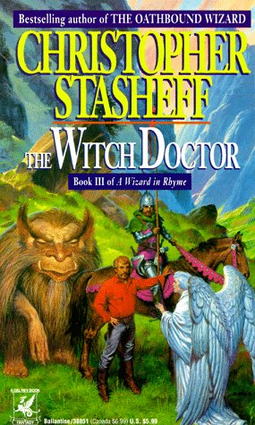 9780345388513: The Witch Doctor (Wizard in Rhyme, Book 3)