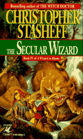 9780345388544: The Secular Wizard (Wizard in Rhyme)