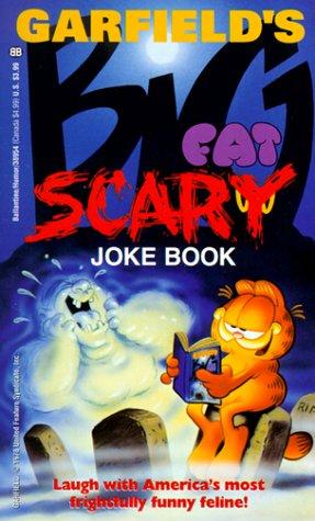 Garfield's Big Fat Scary Joke Book: Davis, Jim