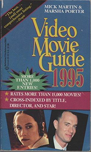 Video Movie Guide 1995: Porter, Marsha; Martin, Mick