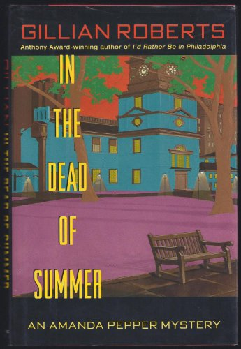 In the Dead of Summer (An Amanda Pepper Mystery)