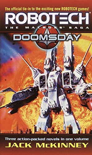 9780345391452: Robotech: The Macross Saga: Doomsday: Vol 4-6