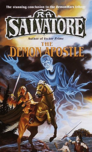 9780345391544: The Demon Apostle (DemonWars)