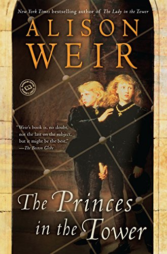 9780345391780: The Princes in the Tower