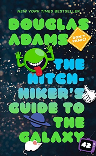 9780345391803: The Hitchhiker's Guide to the Galaxy