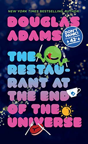 9780345391810: The restaurant at the end of the universe (Hitchhiker's Trilogy)