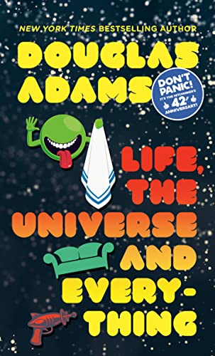 9780345391827: Life, the universe and everyhting (Hitchhiker's Trilogy)