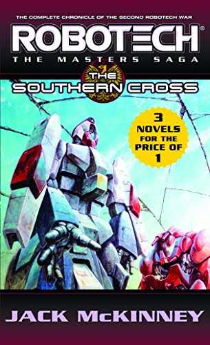 9780345391841: Robotech: The Masters Saga: The Southern Cross (Vol 7-9)