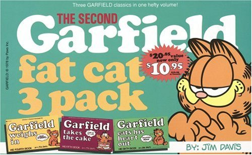The Second Garfield Fat Cat 3 Pack (0345391926) by Jim Davis