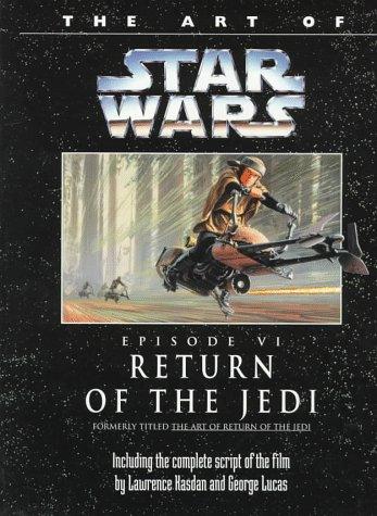 9780345392046: The Art of Star Wars, Episode VI - Return of the Jedi
