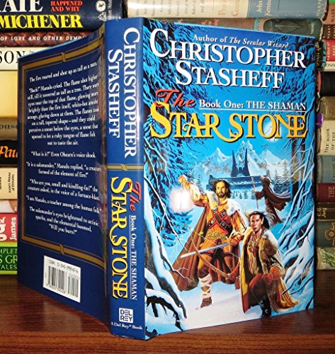 9780345392428: Shaman (The Star Stone, Book 1)