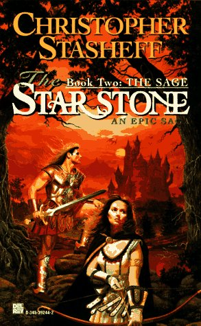 9780345392442: The Sage (The Star Stone, Book 2)