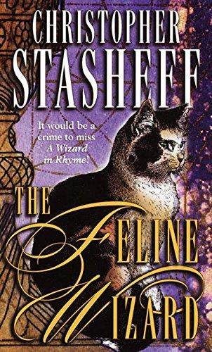 9780345392459: The Feline Wizard (A Wizard in Rhyme)
