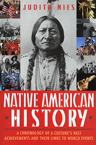 9780345393500: Native American History: A Chronology of the Vast Achievements of a Culture and Their Links to World Events