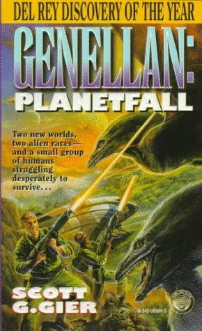 9780345395092: Planetfall (Genellan, Bk. 1)