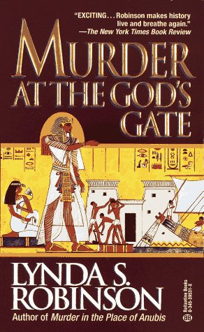 9780345395313: Murder at the God's Gate (A Lord Meren Mystery)