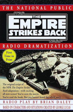 Star Wars: Empire Strikes Back National Public Radio Dramatization