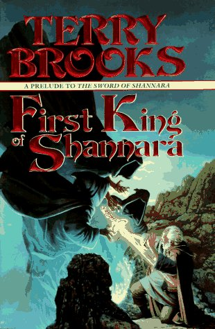9780345396525: First King of Shannara (The Sword of Shannara)