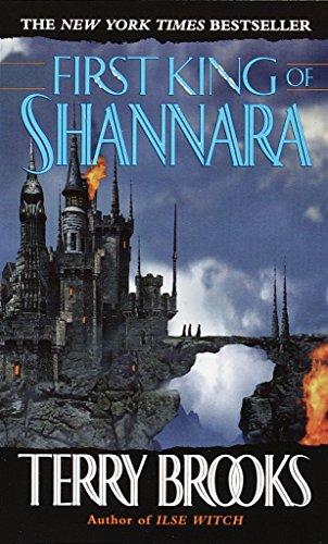 9780345396532: First King of Shannara (The Sword of Shannara)
