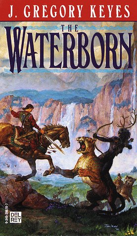9780345396709: The Waterborn (Chosen of the Changeling, Book 1)
