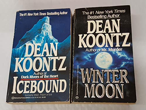 Dean Koontz: Winter Moon/Icebound: Koontz, Dean R.