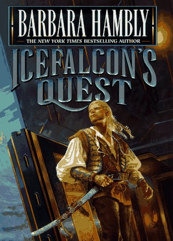 Icefalcon's Quest **Signed**: Hambly, Barbara