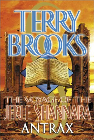 Antrax (Voyage of the Jerle Shannara, Book 2)