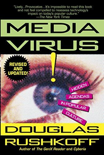 9780345397744: Media Virus! Hidden Agendas in Popular Culture
