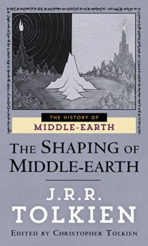 9780345400437: The Shaping of Middle-Earth: The Quenta, the Ambarkanta and the Annals (The History of Middle-Earth, Vol. 4)
