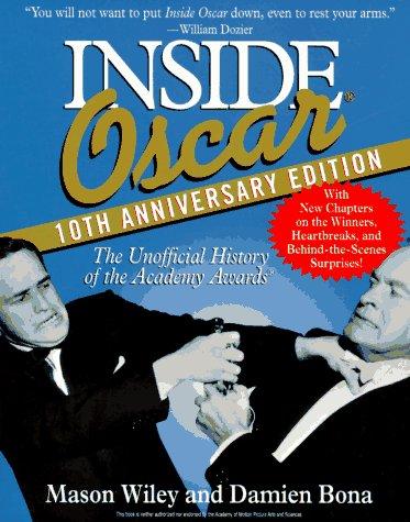 9780345400536: Inside Oscar: Anniversary Ed